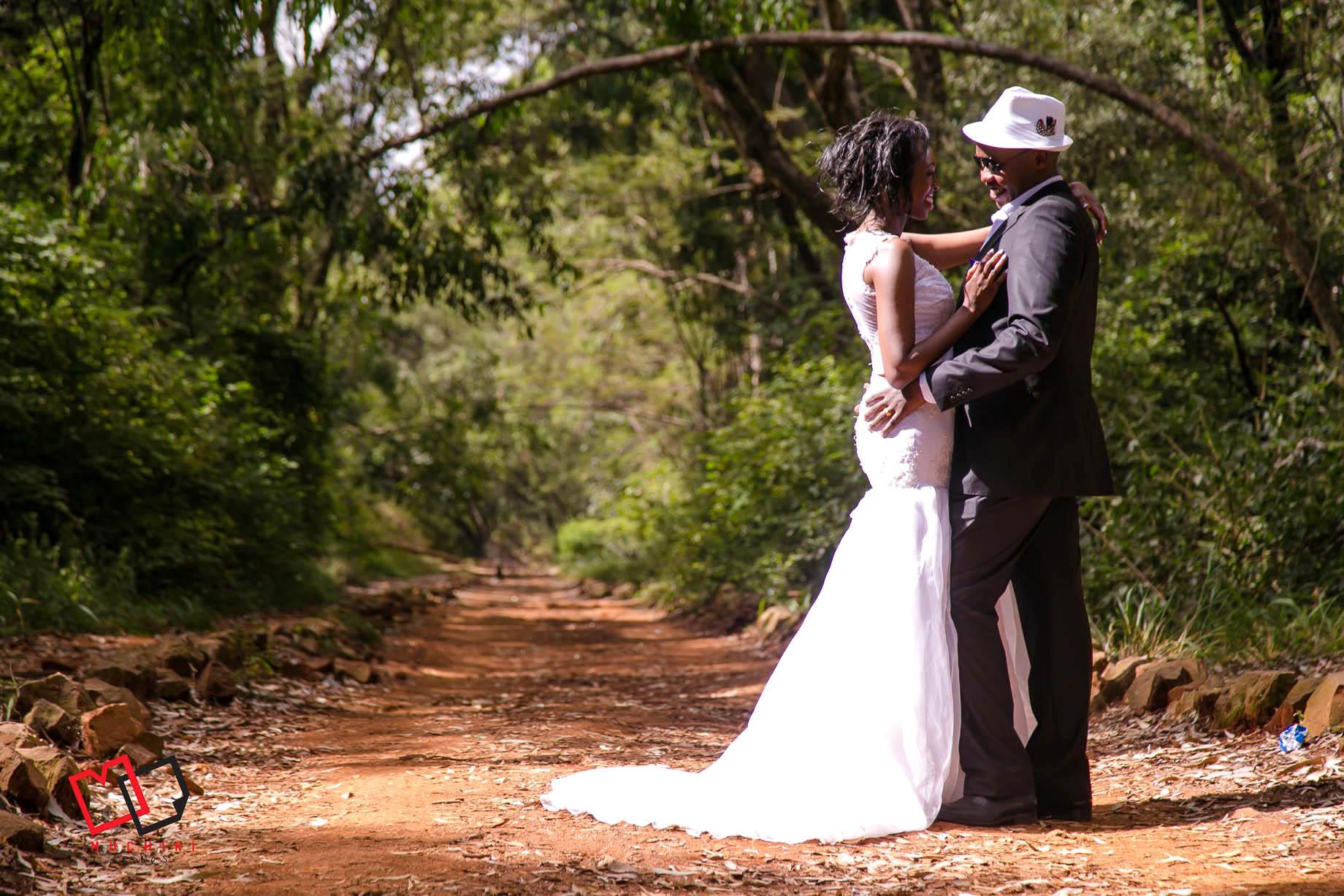 The best wedding photographer in Nairobi county