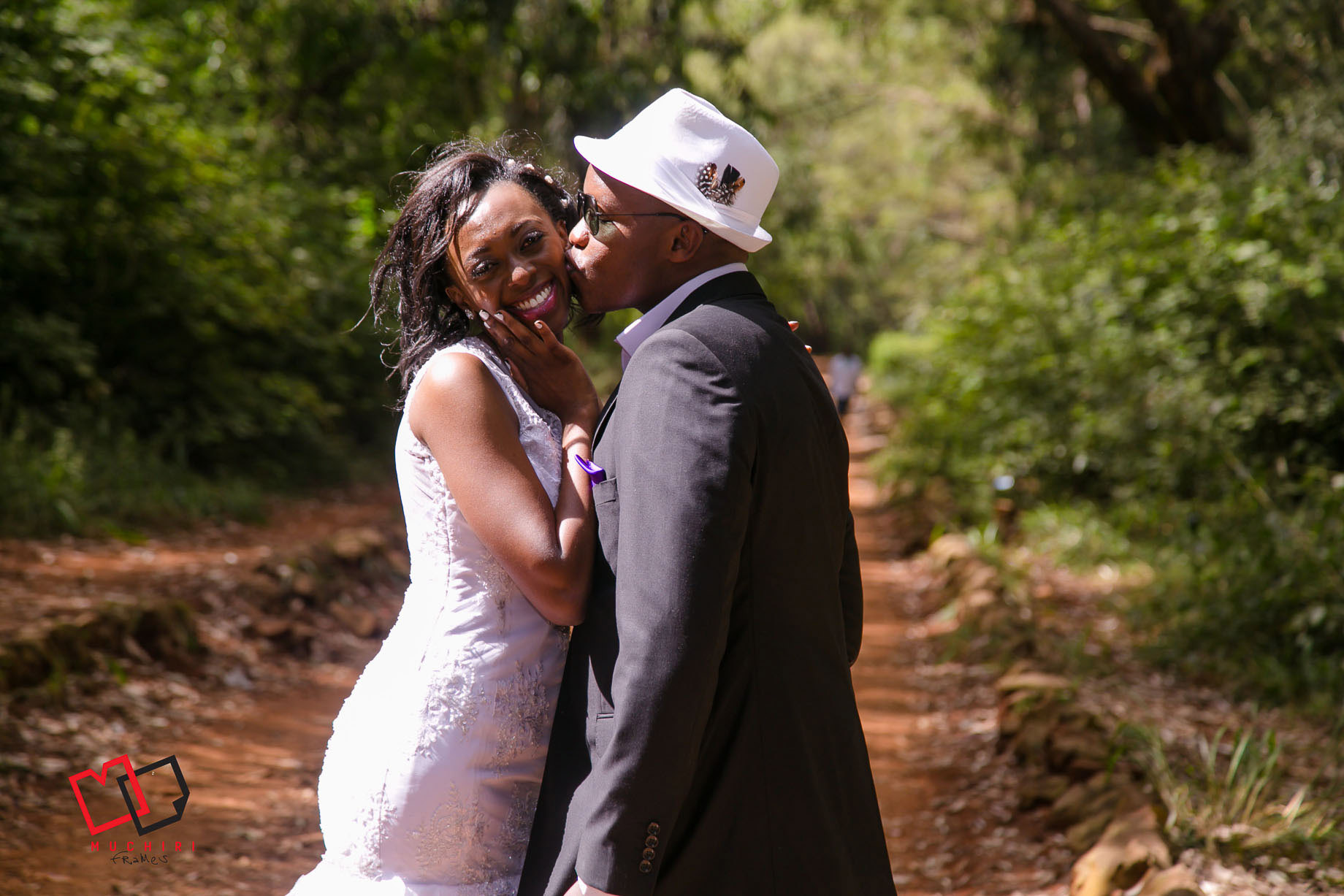 The best wedding photographer in Nairobi county