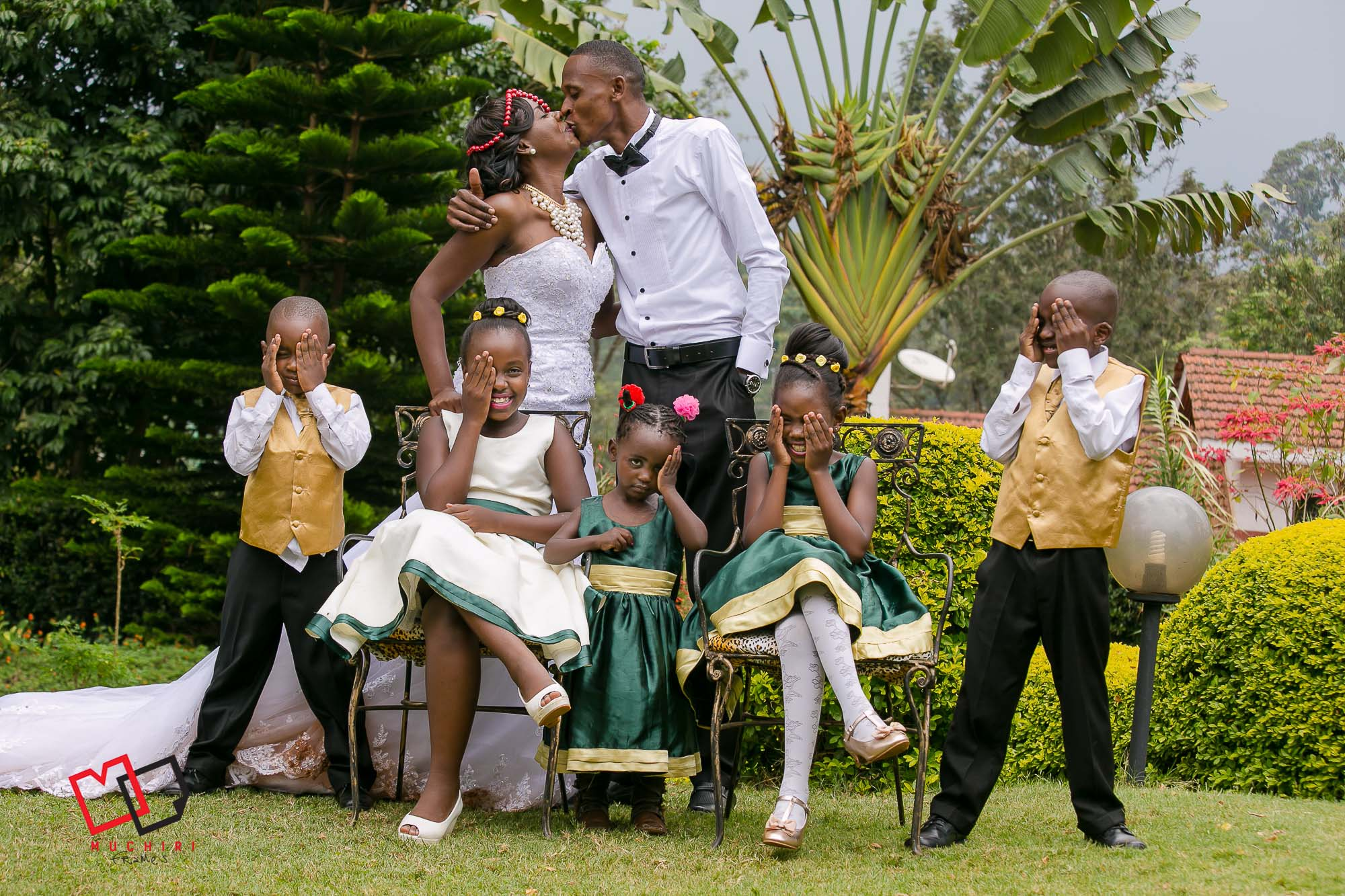 Wedding photographers in Kenya