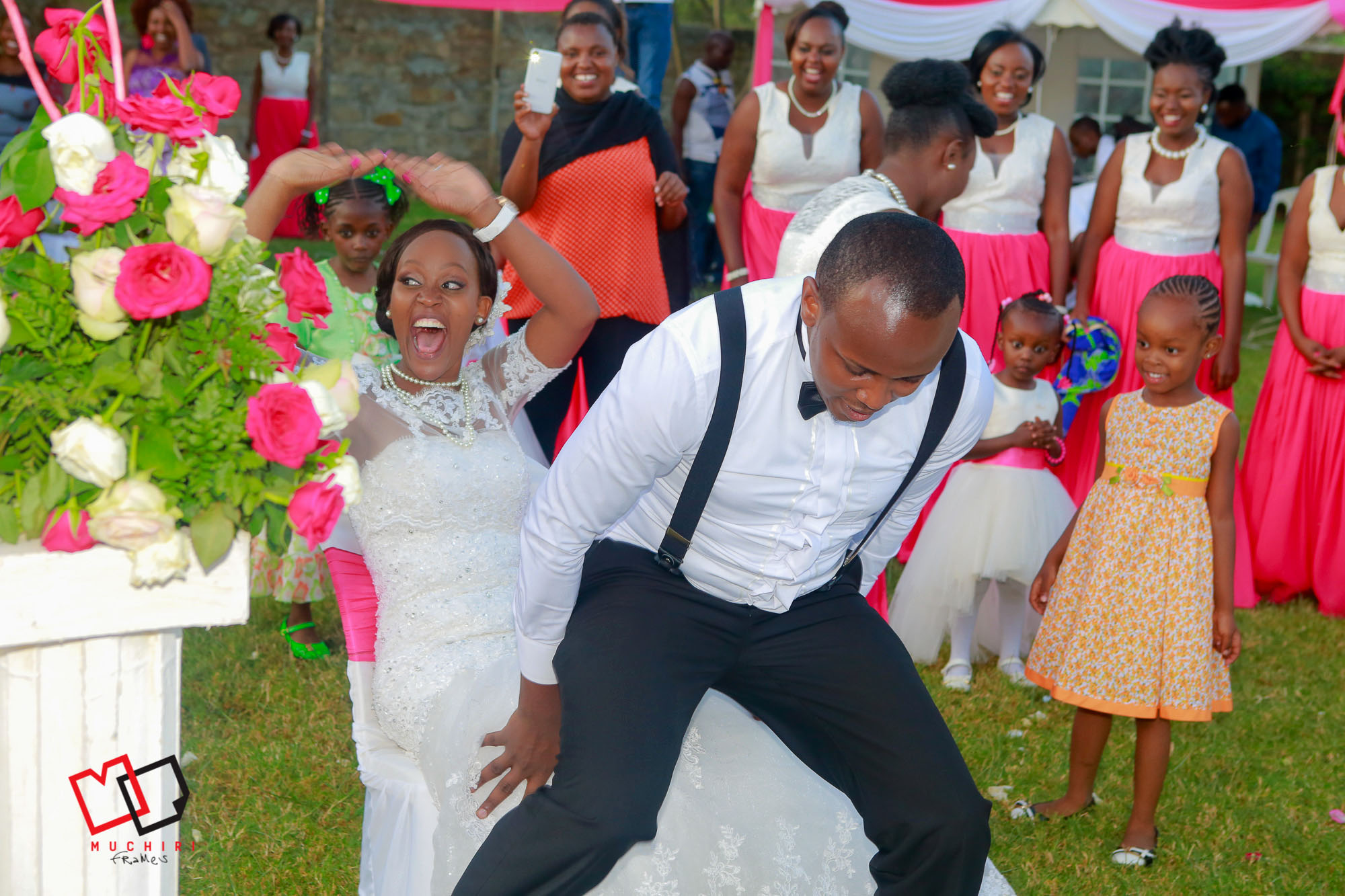 Best wedding photographer in kenya
