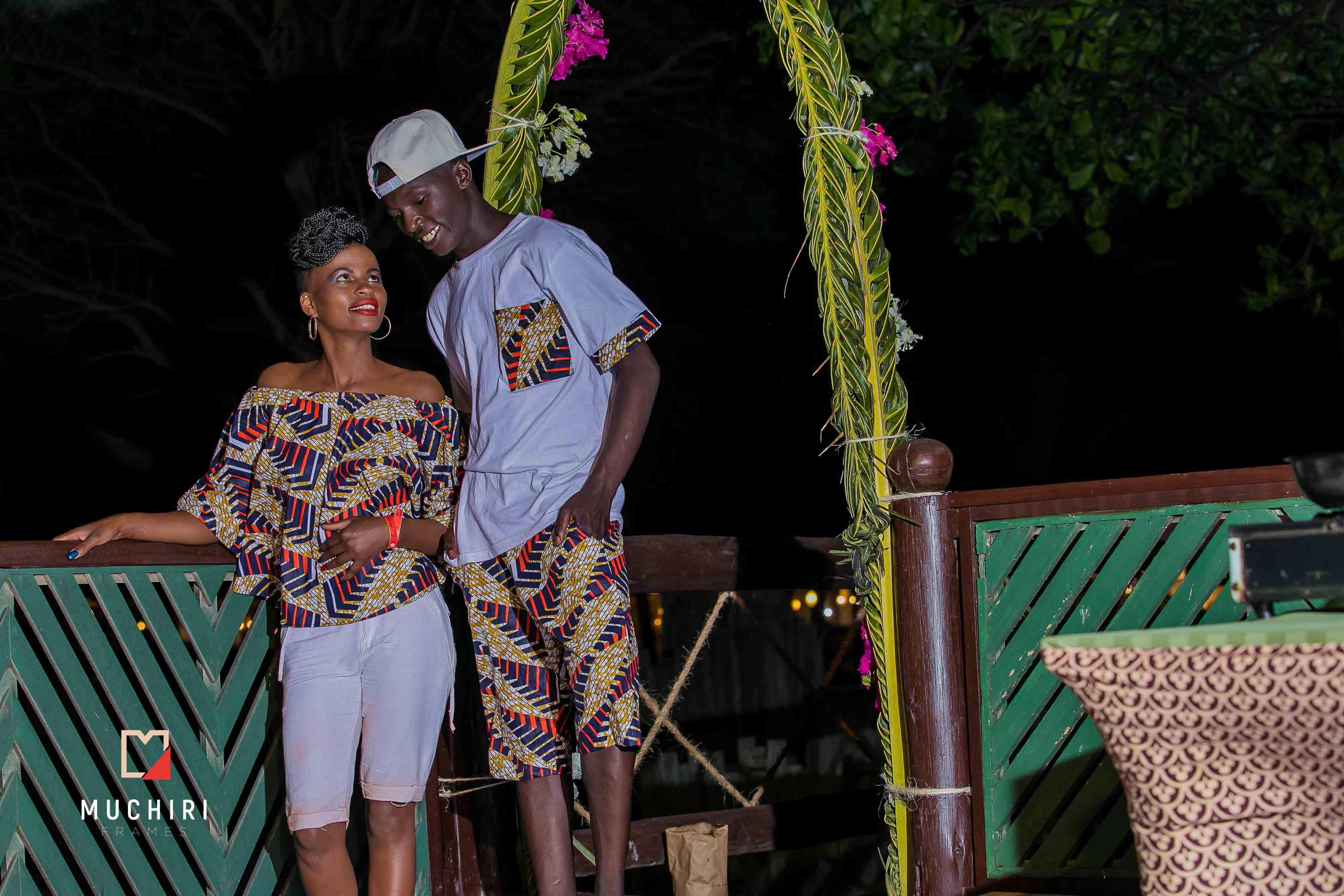Best wedding photographer in Kenya. The trending street couple