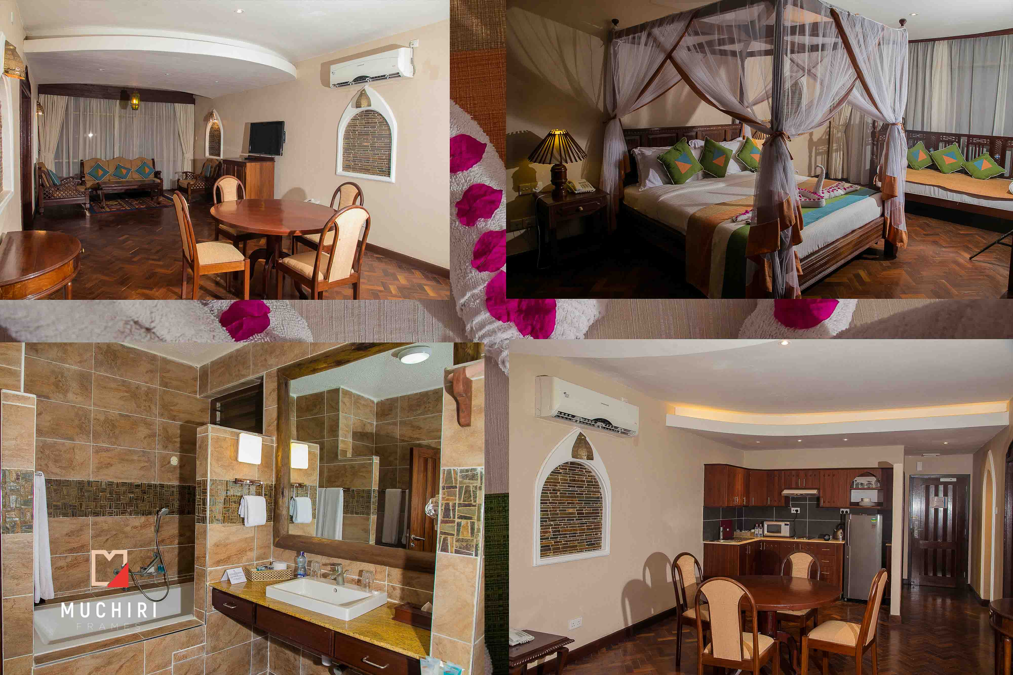 Best hotels in Diani