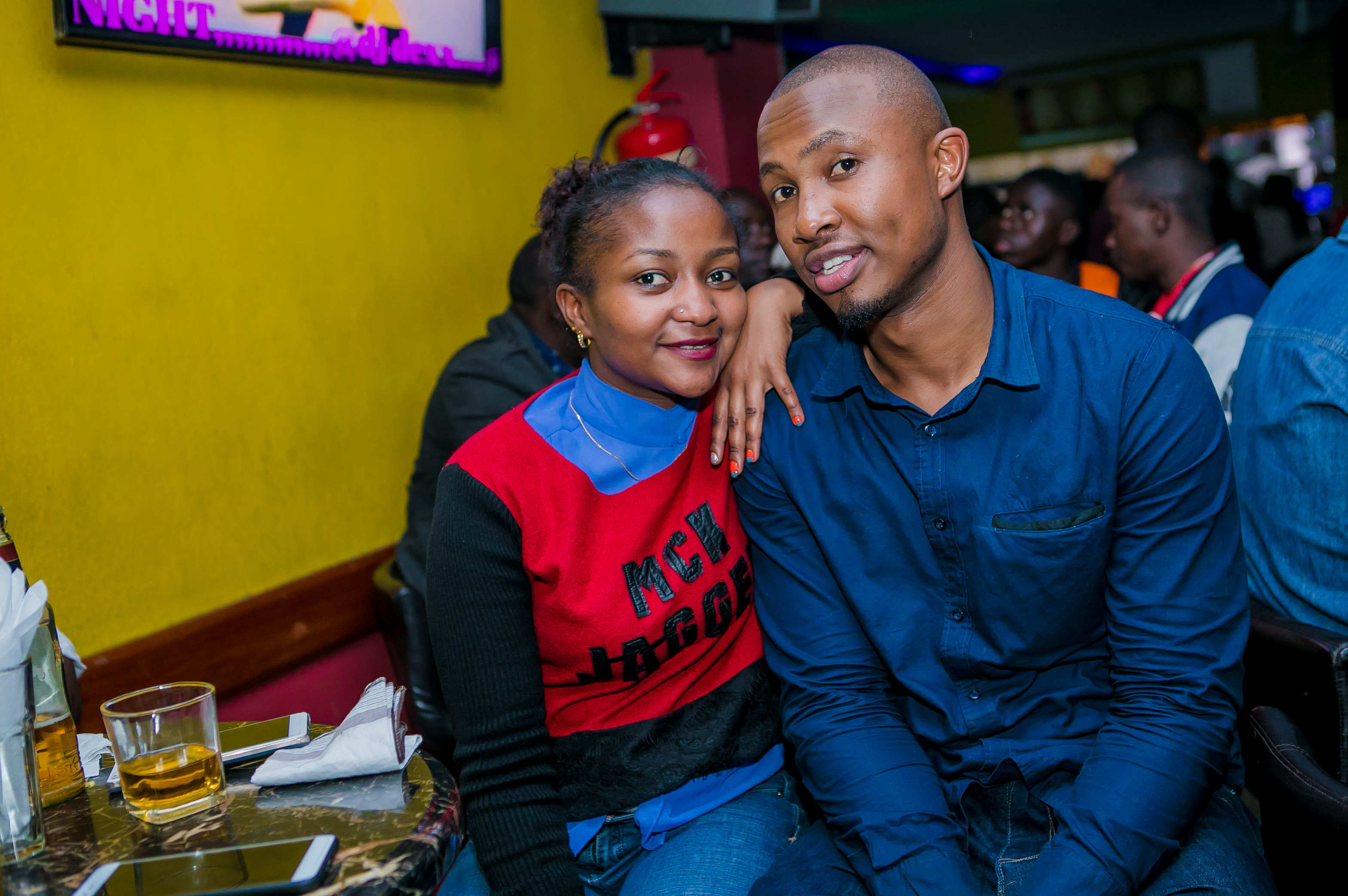 Night club photographer in Nairobi